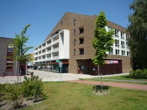 Overwinningsplein Groningen