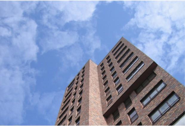 Bibliotheek en appartementen Stadskanaal